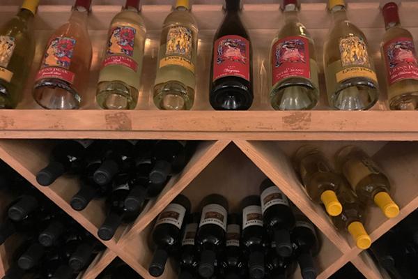Lions Peak Wine